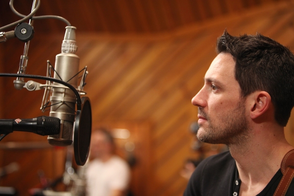 Photo Coverage: ONCE Hits the Studio for Cast Album Recording!