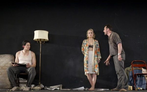 Photo Flash: First Look at Roundabout's LOOK BACK IN ANGER