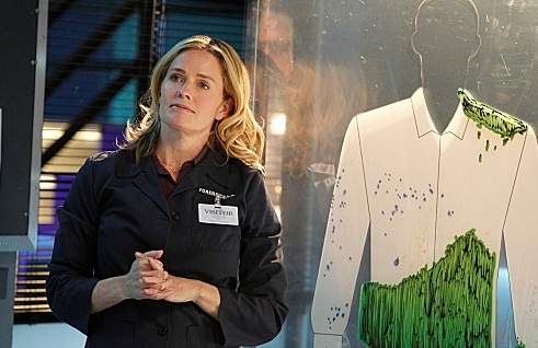 Elisabeth Shue at First Look - Elisabeth Shue Joins the Cast of CBS's CSI, 2/15