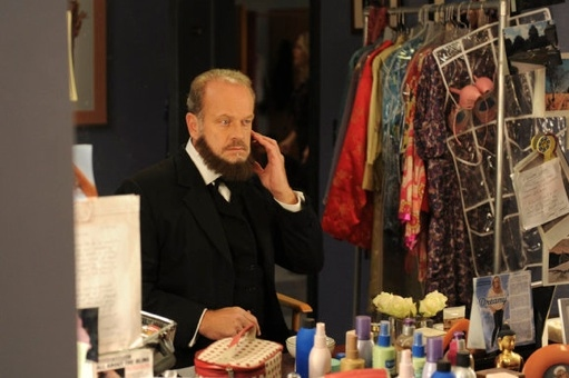 Kelsey Grammer at Sneak Peek - Kelsey Grammer, James Marsden Guest Star on Tonight's 30 ROCK