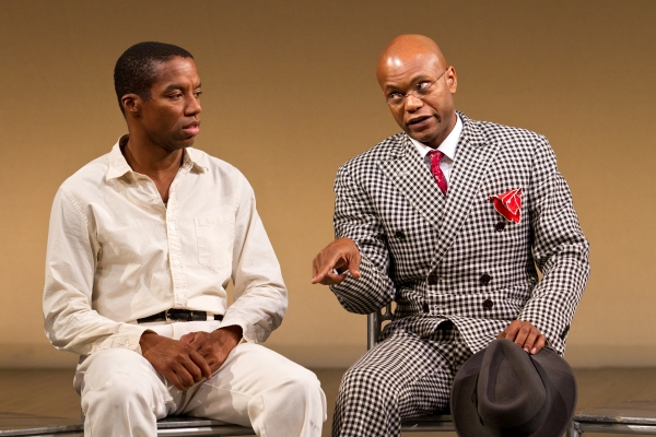 Photo Flash: First Look at Philadelphia Theatre Company's SCOTTSBORO BOYS