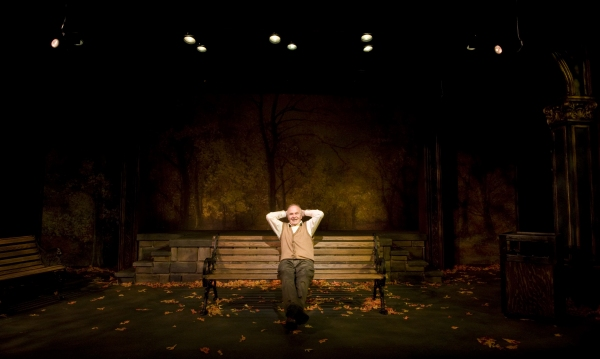 Photo Flash: Florida Studio Theater Extends THE LAST ROMANCE
