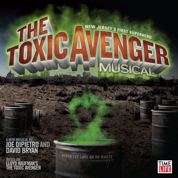 Photo Flash: THE TOXIC AVENGER Gets a New Look