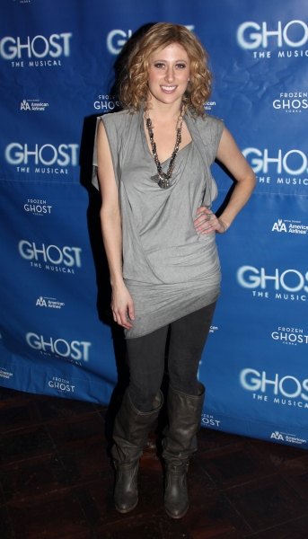 Photo Coverage: Meet the Leads of GHOST THE MUSICAL!