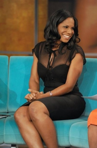 Photo Flash: Audra McDonald Appears on ABC's THE VIEW