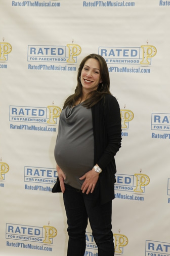 Photo Flash: Meet the Cast of RATED P FOR PARENTHOOD