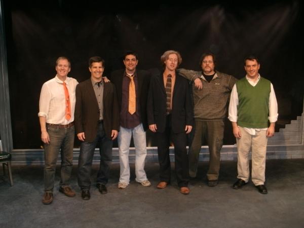 Stephen M. Genovese, Joe Mack, Michael J. Bullaro, Andrew J. Pond, Edward Kuffert, Ti Photo