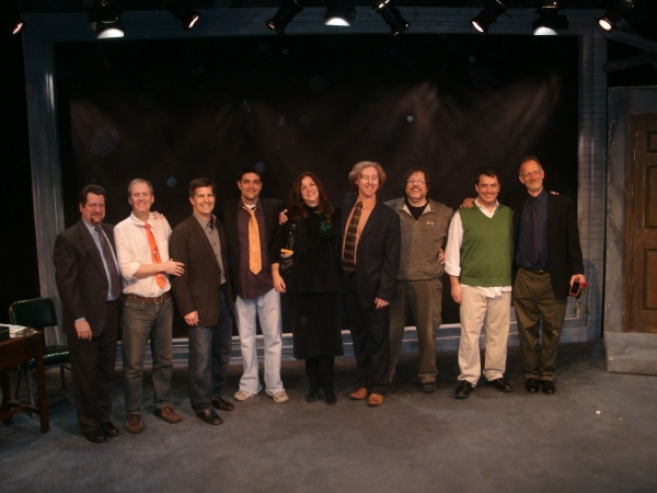 Wayne Mell, Stephen M. Genovese, Joe Mack, Michael J. Bullaro, Wendy Kaplan, Andrew J. Pond, Edward Kuffert, Tim Walsh, Mark Saltzman