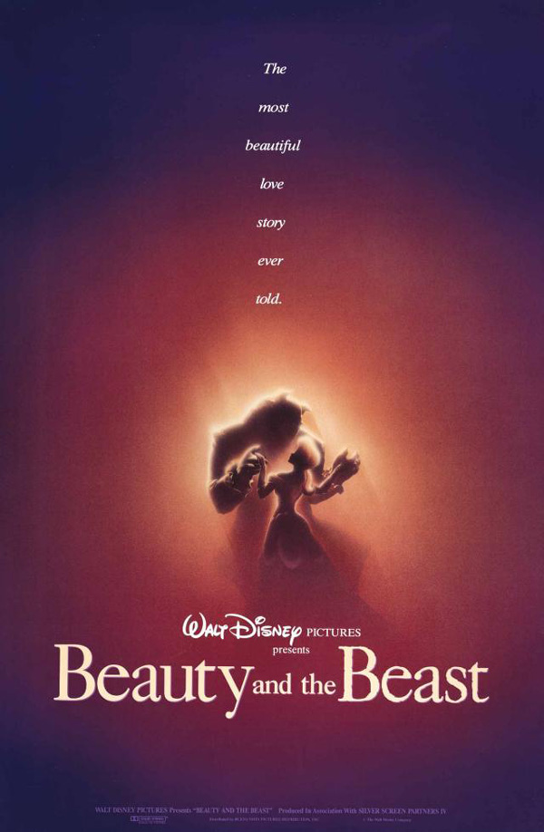 FLASH: Tale As Old As Time, Now In 3D - BEAUTY & THE BEAST