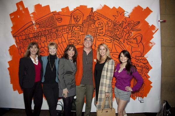 Judy Norton, Dee Wallace, Kate Linder, Andre Miripolsky, Erin Murphy and Romi Dames