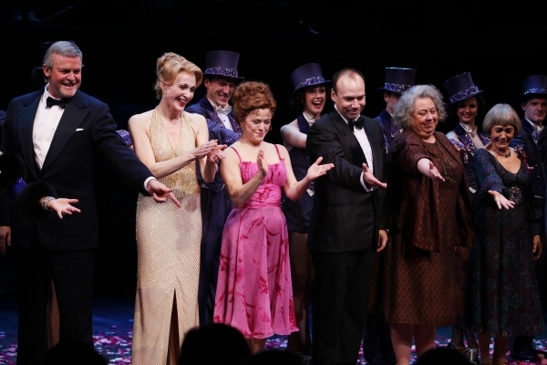 Photo Flashback: FOLLIES Ends Its Broadway Run