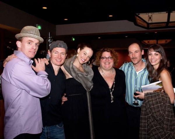 Matt Walker, David McBean, Dana Green, Jessica Kubzansky, Andrew Borba and Alexis Ja Photo