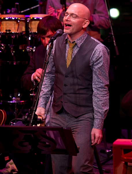 Photo Flash: Michael Cerveris Plays AMERICAN SONGBOOK SERIES