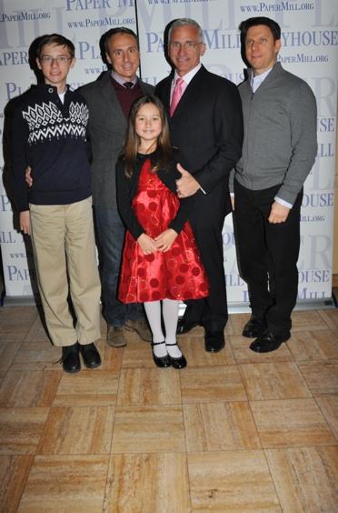 Stephen Hoebee-Elardo, Larry Elardo, Ashley Hoebee-Elardo, Mark S. Hoebee and Jeff Qu Photo