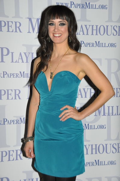 Brynn O'Malley at Paper Mill Playhouse's BOEING-BOEING-Opening Night!
