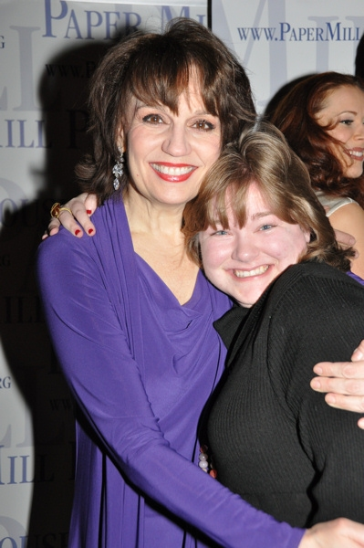 Beth Leavel and Emily De Hope Photo