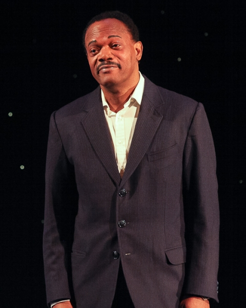 Samuel L. Jackson at THE MOUNTAINTOP Takes Final Broadway Bow