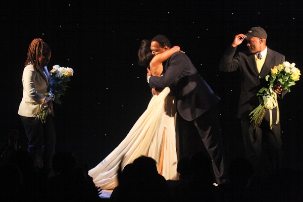 Photo Coverage: THE MOUNTAINTOP Takes Final Broadway Bow