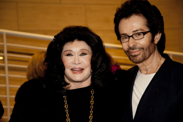 High Res Barbara Van Orden & George Chakiris