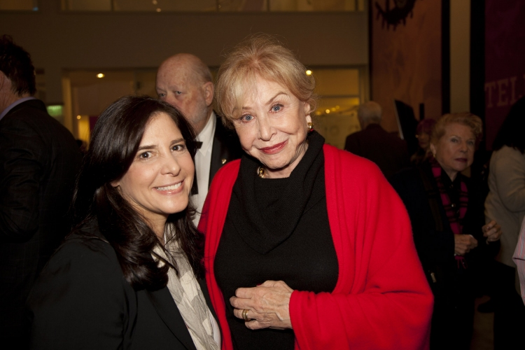 High Res Dori Berinstein & Michael Learned