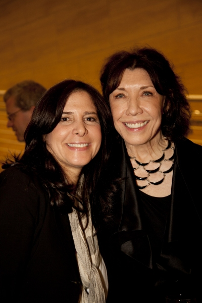 Photo Flash: Lily Tomlin Hosts LARGER THAN LIFE Screening