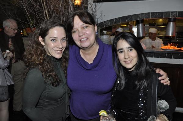 Sarah Bierstock, Patricia Watt and Jenny Lyn Bader Photo