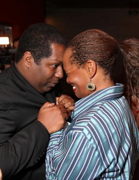 Wren T. Brown and Kim Staunton