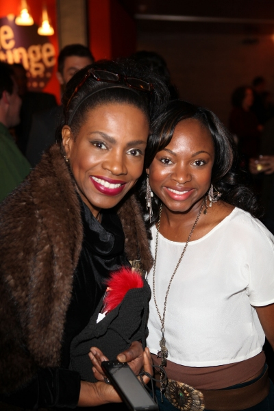 Sheryl Lee Ralph and Naturi Naughton