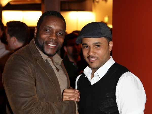 Chad L. Coleman and Jason Dirden
