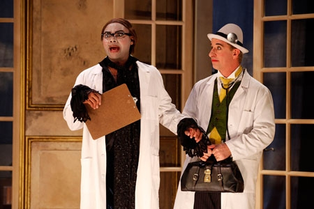 Photo Flash: Berkeley Rep's A DOCTOR IN SPITE OF HIMSELF
