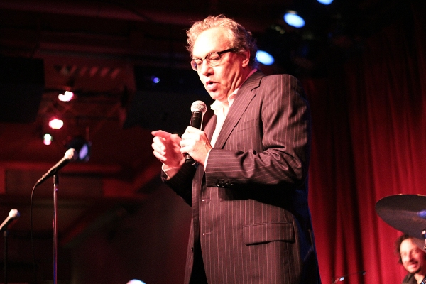 Lewis Black at Reeve Carney, Dylan Baker & More in Birdland's We're Gonna Have to Ask You to Leave...Cancer Benefit