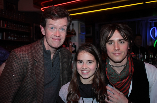 Photo Coverage: Reeve Carney, Dylan Baker & More in Birdland's We're Gonna Have to Ask You to Leave...Cancer Benefit