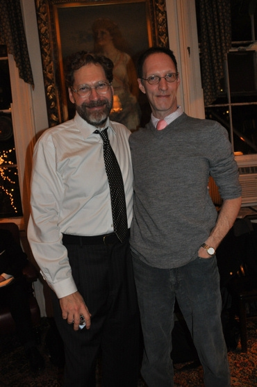 Photo Coverage: Brent Barrett, Ta'Rea Campbell, et al. Lead Project Shaw's BACK TO METHUSELAH: PART ONE Reading