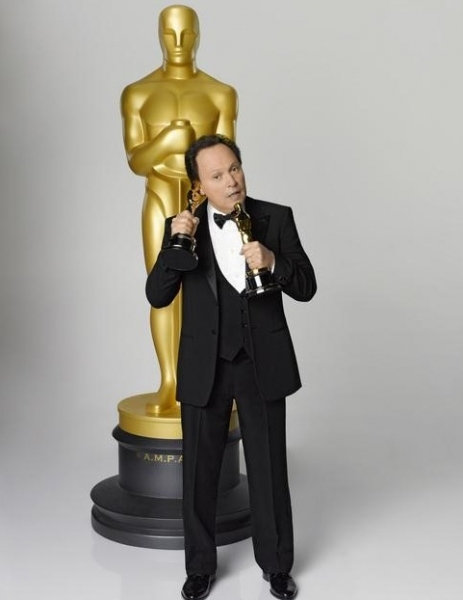 Billy Crystal at First Look - Billy Crystal to Host 84th ACADEMY AWARDS on ABC, 2/26