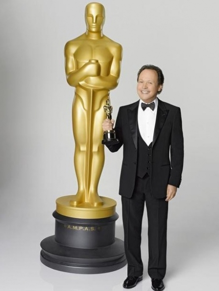 Photo Flash: First Look - Billy Crystal to Host 84th ACADEMY AWARDS on ABC, 2/26