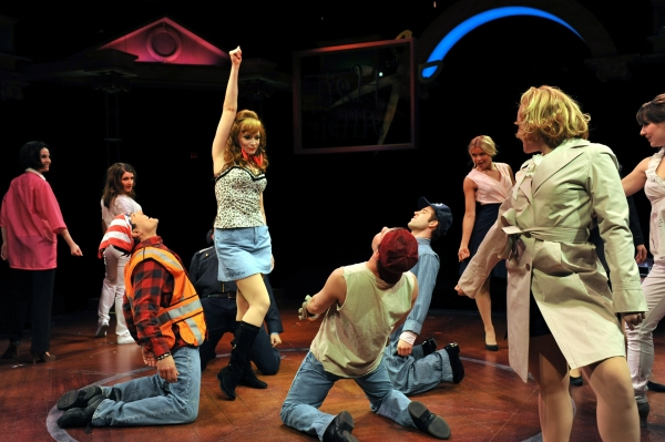 Photo Flash: Marriott Theatre's LEGALLY BLONDE- Production Shots!