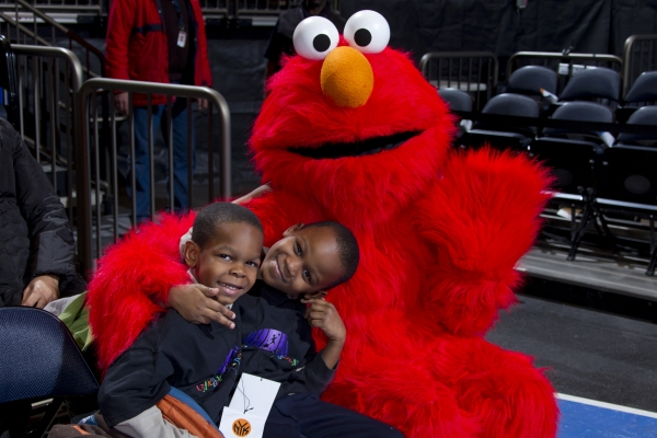 BWW JR:  1-2-3 Imagine- ELMO'S COMING!