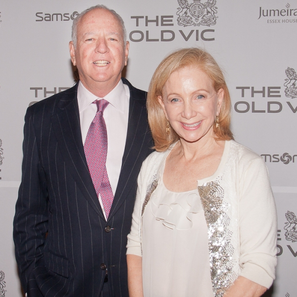 Photo Coverage: Kevin Spacey, Darren Criss, et al. at the Old Vic Gala