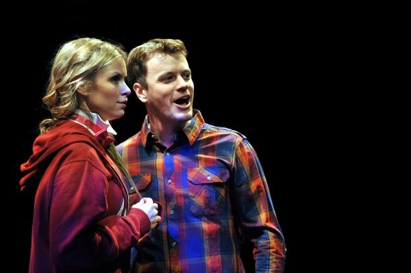 Chelsea Packard and David Larsen