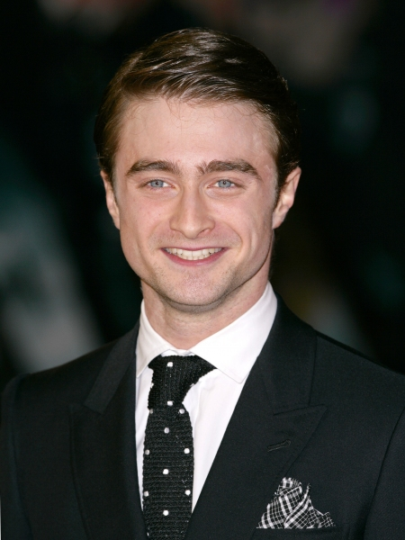 Photo Flash: Daniel Radcliffe's THE WOMAN IN BLACK Premieres in London