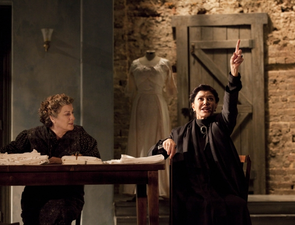 Photo Flash: THE HOUSE OF BERNARDA ALBA At Almeida Theatre