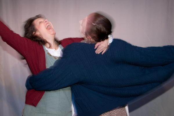 Robin Olson and Sara Catherine Barnes