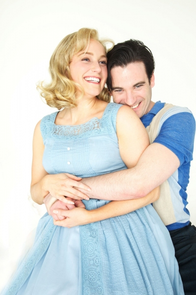 Betsey Wolfe & Colin Donnell