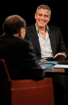 Photo Flash: First Look - George Clooney on Bravo's INSIDE THE ACTOR'S STUDIO, 1/31