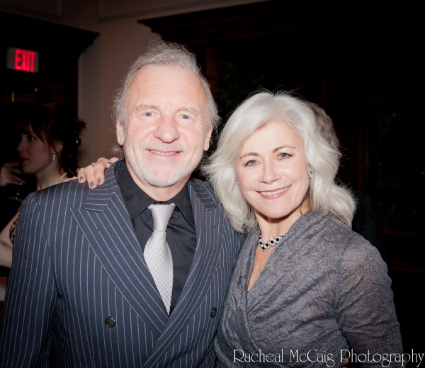 Colm Wilkinson and Louise Pitre at Theatre 20's Taste of The Season