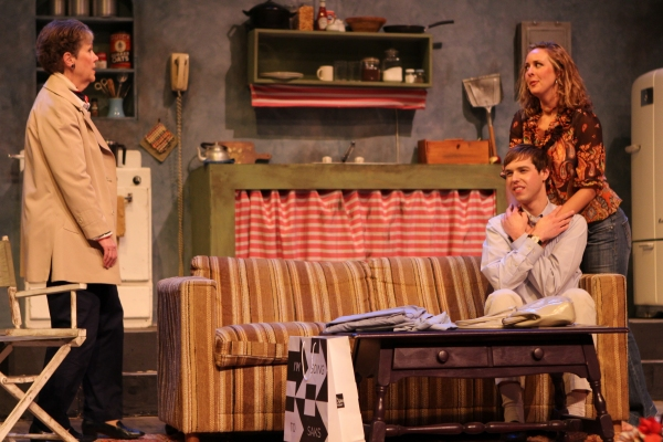 Photo Flash: Big Noise Theatre Company's BUTTERFLIES ARE FREE