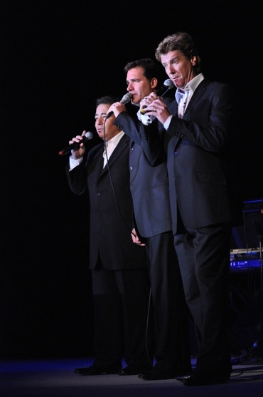 Tenors Daniel Rodriguez, Andy Cooney and Ronan Tynan Unite for Michael Amante; Benefit Set for 4/28