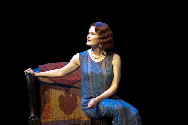 Photo Flash: First Look at Kate Baldwin, Aaron Lazar in Dallas Theatre Center's GIANT