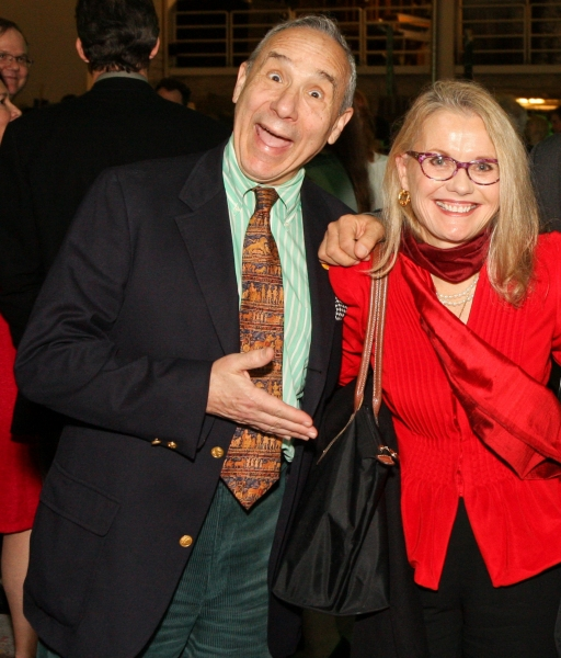 Lloyd and Pat Kaufman at THE TOXIC AVENGER Opens in Houston!