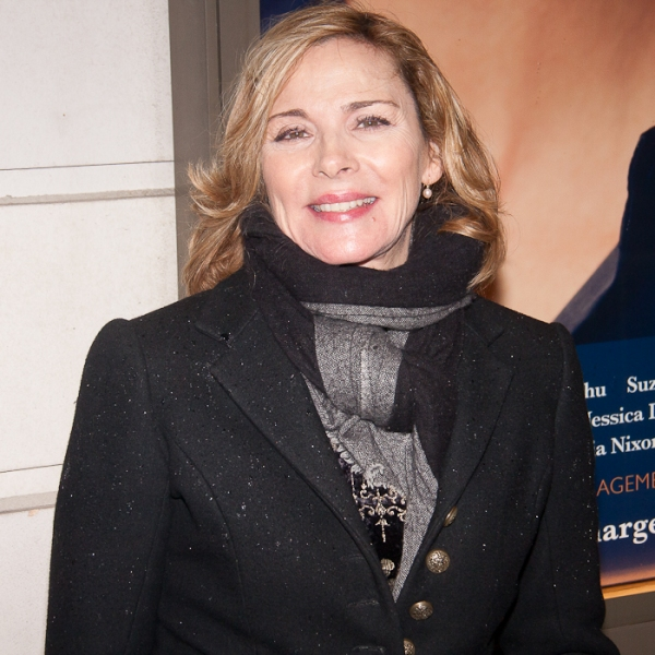 Kim Cattrall at WIT Opening Night Red Carpet